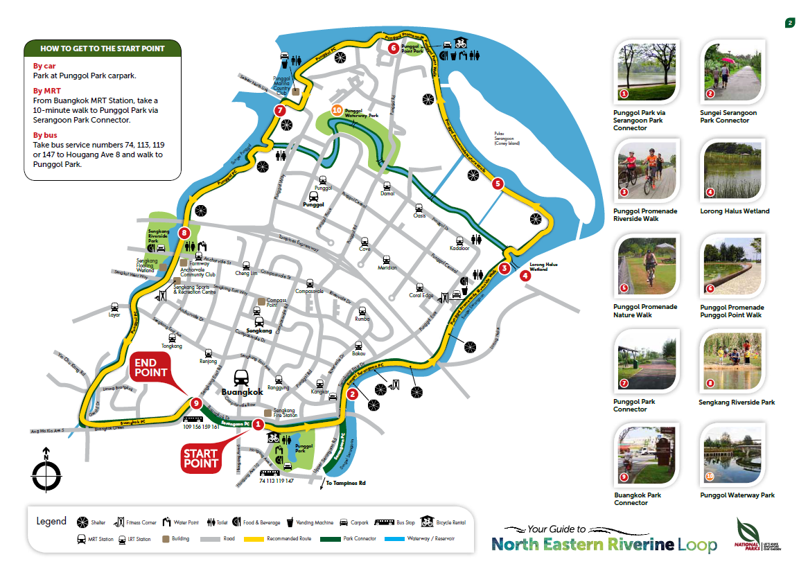 Riverfront Residences Location Overview