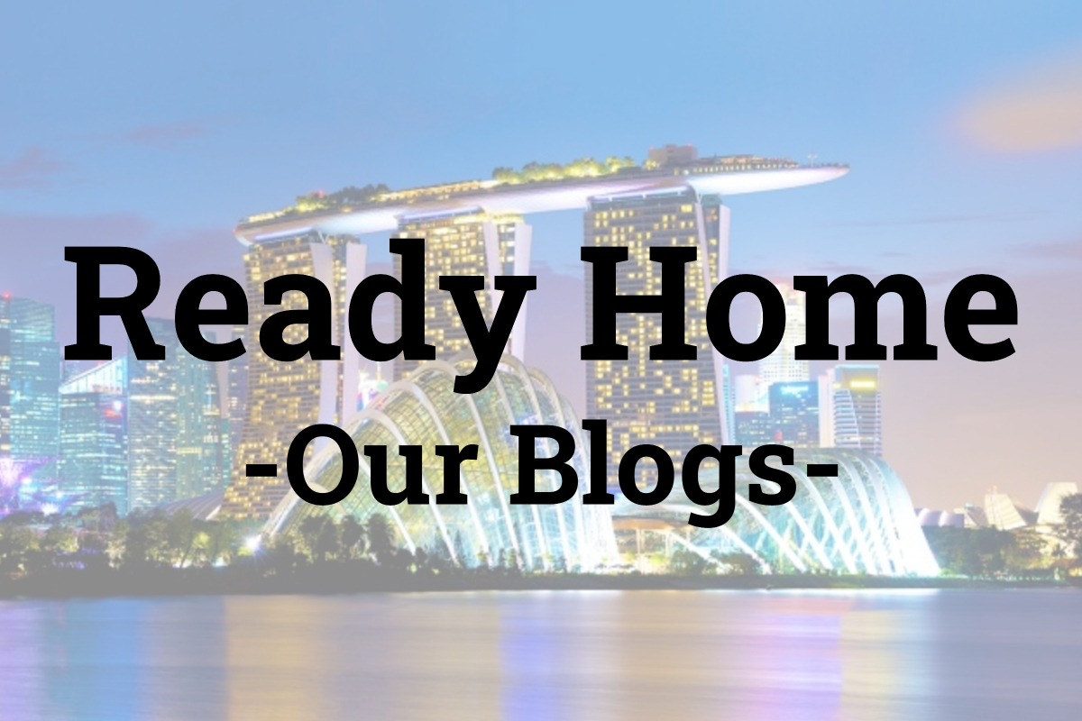 Ready Home - Our Blogs Feature Image