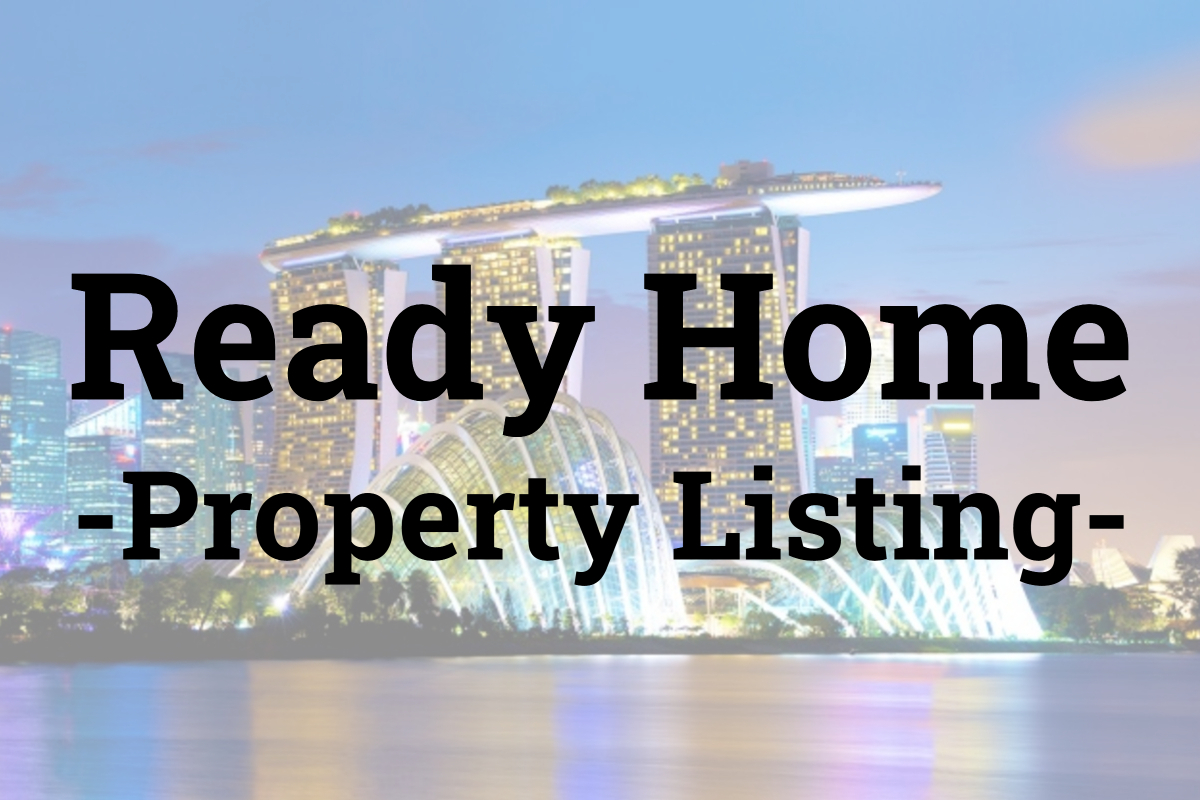 Ready Home - Property Listing Feature Image