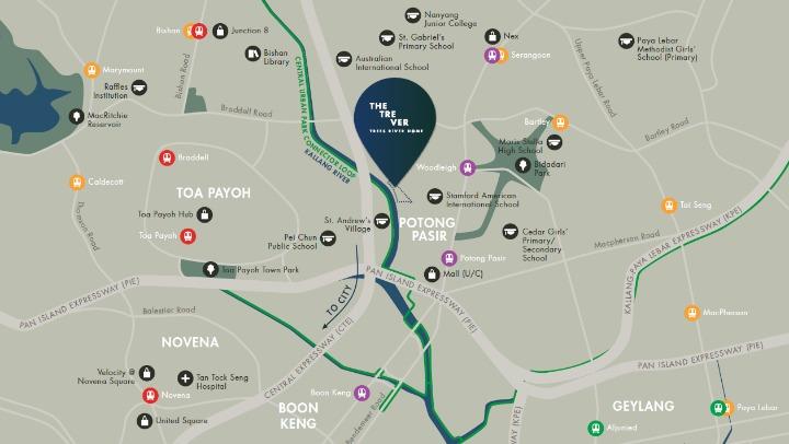 Tre Ver Location