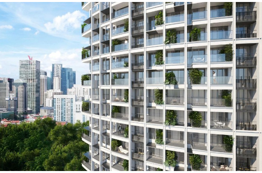 OPB Located Near Outram-Chinatown District (Information of Penthouse & Studio Units Showflat Here)