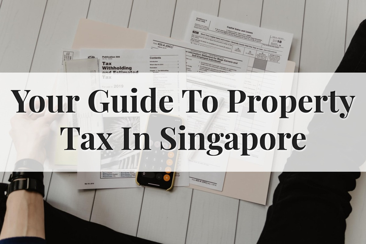 Property Tax Rates In Singapore Feature Image
