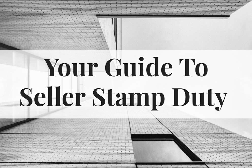 Seller Stamp Duty Singapore - Feature Image