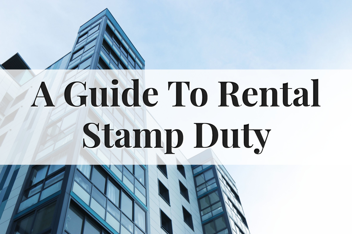 How To Calculate Stamp Duty Singapore - Feature Image