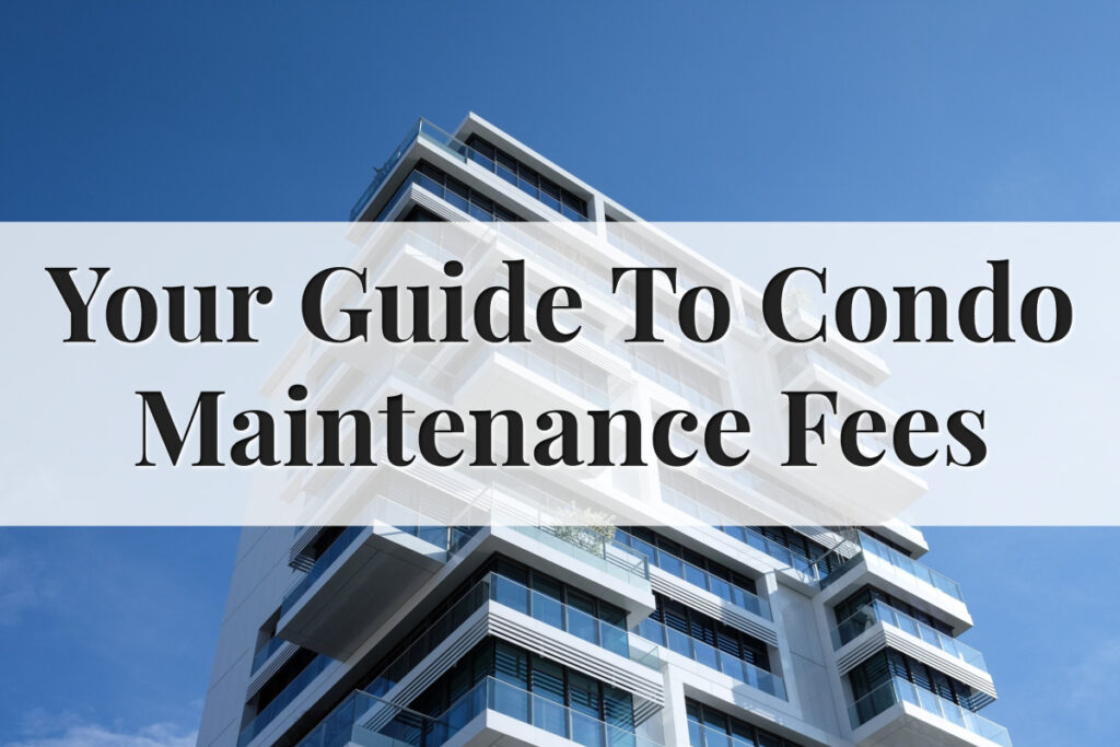 home maintenance fee condo buy condo Singapore - feature image