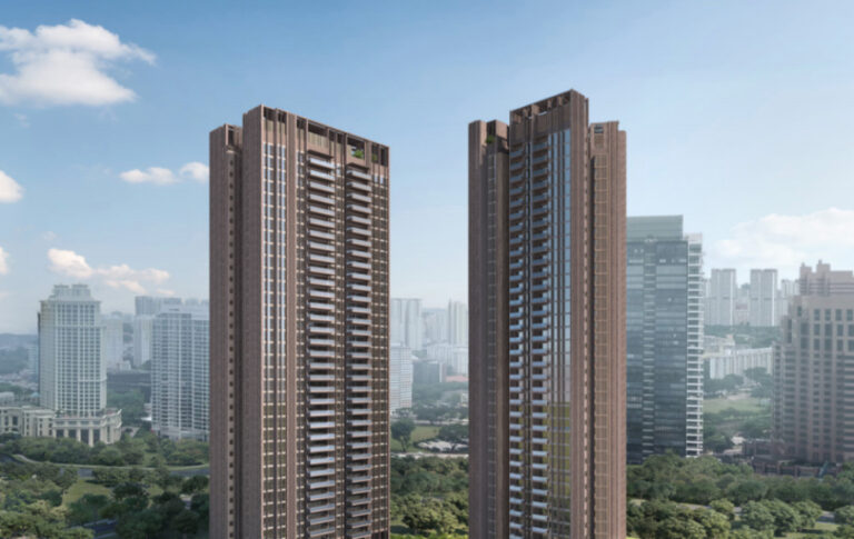 New Residential High-Rise in Singapore