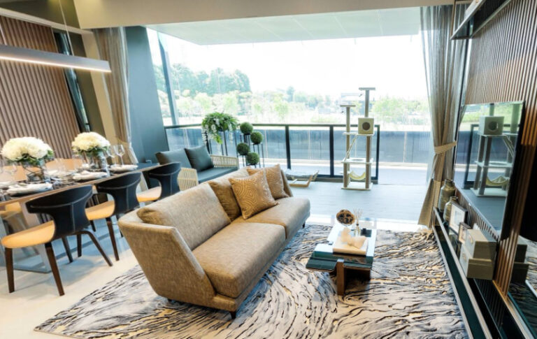 Spacious 3 Bedroom 958 Square Feet Units at Whistler Grand