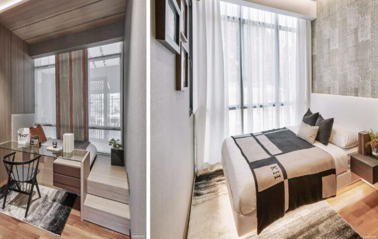 35 Gilstead Floor Plan with 3-bedroom Spaces