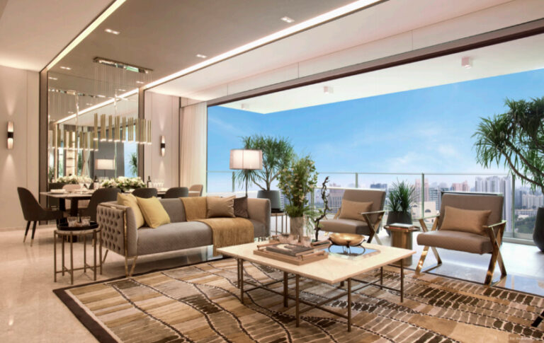 Wide Units for Sale at The Avenir