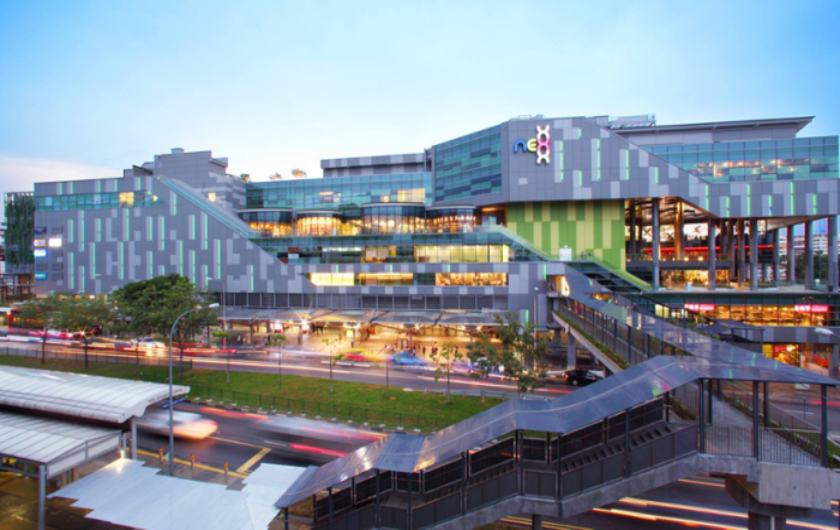 NEX Shopping Mall Serangoon Nearby