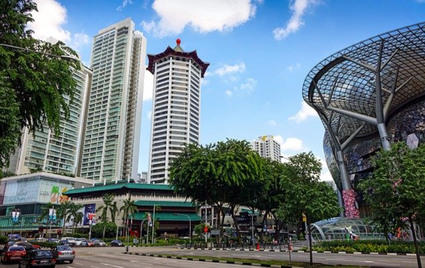 Shopping Places Nearby the New High-Rise