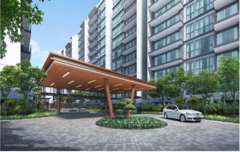 The Treasure at Tampines with New 2 203 Units