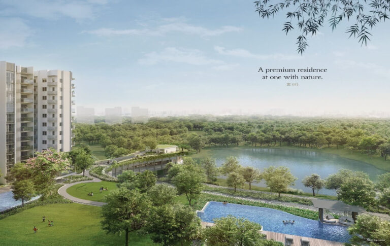 Woodleigh Residences with Nature View