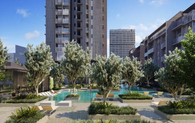 New Condo with Property Developers in Wingcharm