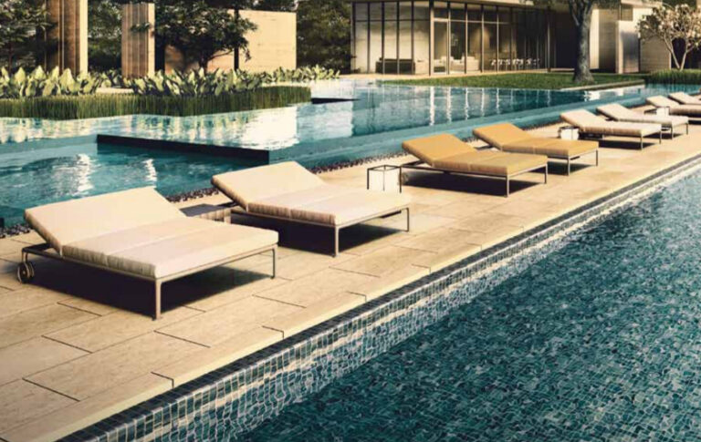 Pool Amenity Available at Amber Condo