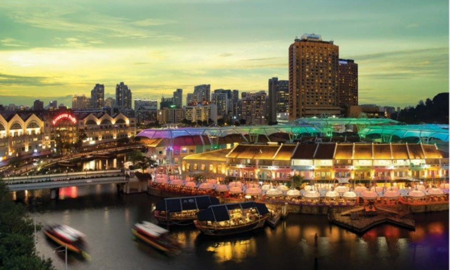Best Nightspot Experience Near Clarke Quay and Robertson Quay