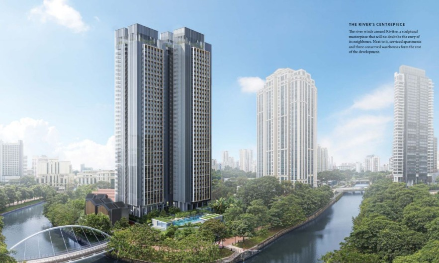 Rivière is 36 Storey Building With 455 Units Feature Image