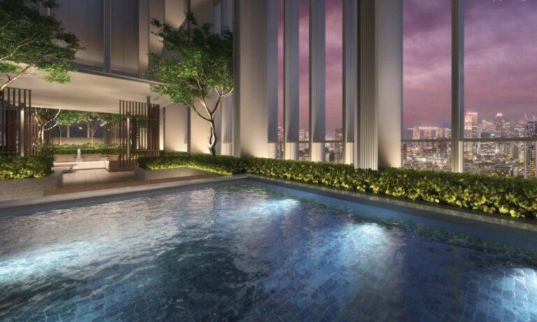 Premium Unit Sizes and Living Space