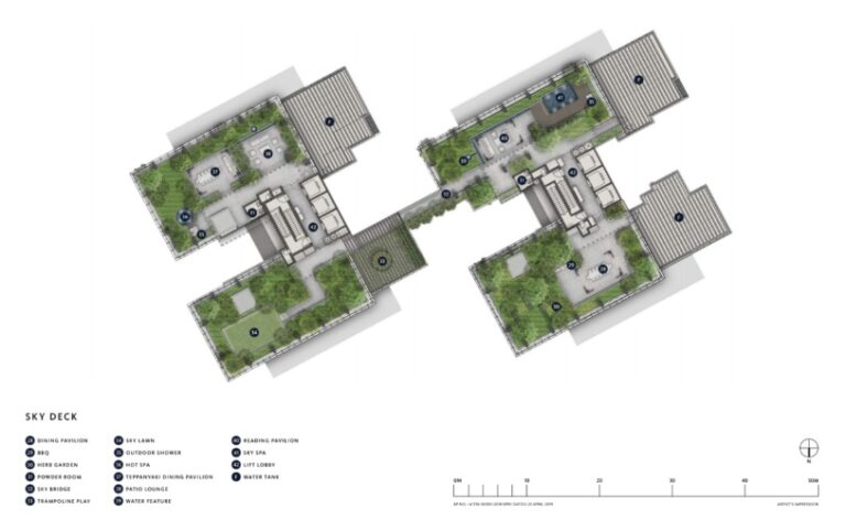 Singapore Condominiums Property Developer