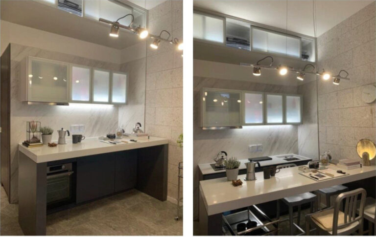 Smart Living with Stackable Kitchen Cabinetry