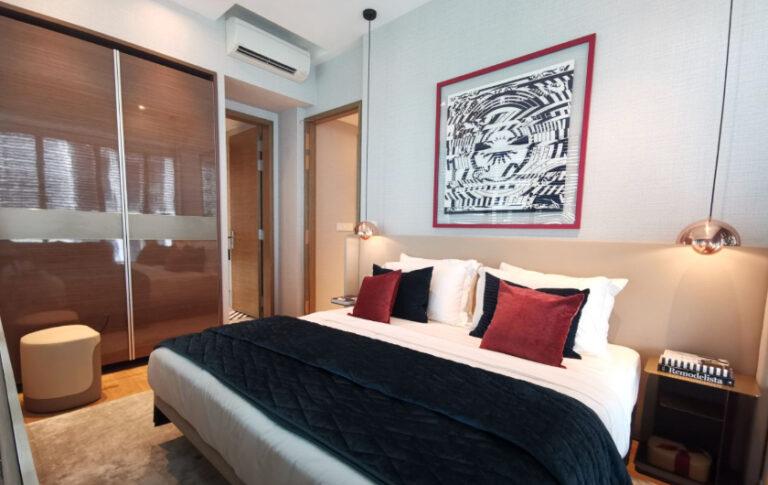 1-bedroom to 4-bedroom Tenure Freehold Condo