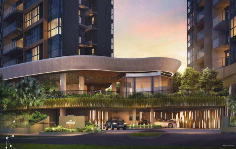 Newly Launched Condominium at City Fringe Location