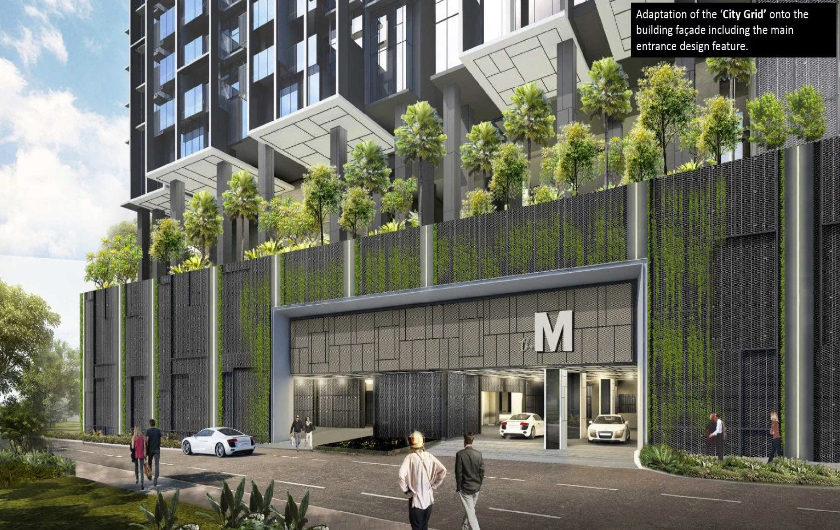 New Condo The M with Available Selling Price