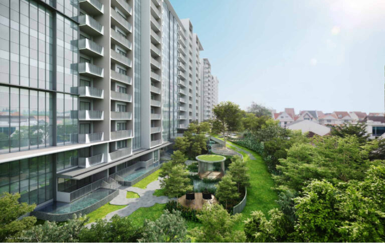 The Gardens Development Pte Ltd Show Units