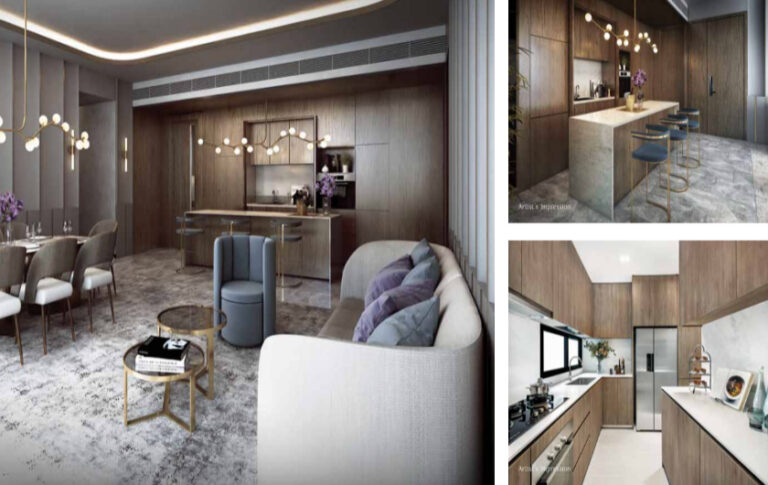 Upper Changi Condo Units with Wide Space