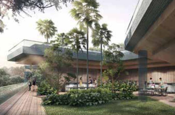 Singapore Properties Project Near MRT Stations