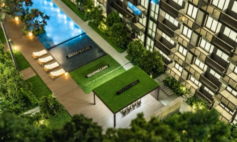 Forret at Bukit Timah Price Showflat Units Available