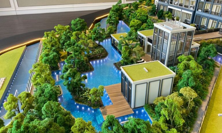 1 Bedroom and 2 Bedroom Units at Mayfair Gardens