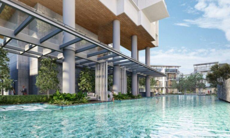 One Holland Condominium Showflat