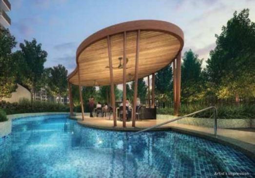Sengkang Grand Residences 50m Lap Pool