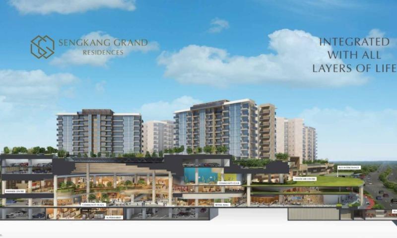 Sengkang Grand Residences Review Price Floor Plan