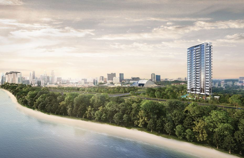 See the Coastline Residences Floor Plan at the Showflat