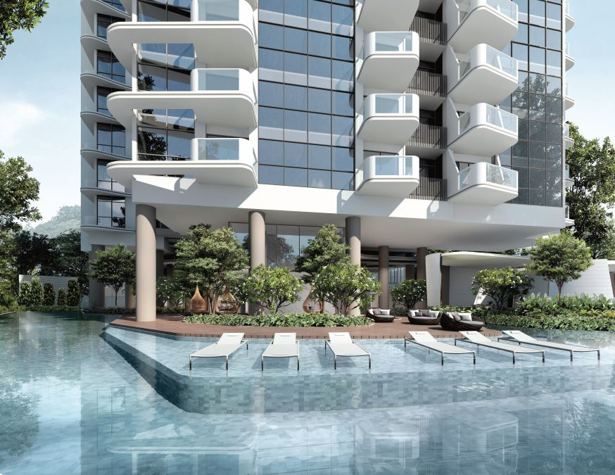 New Project name Coastline Residences at Amber Road