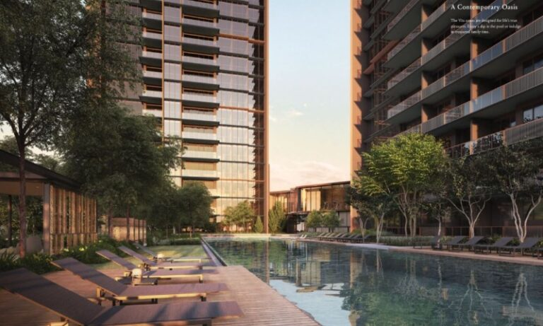 See the Floor Plan and Units at the Kopar Show Flat