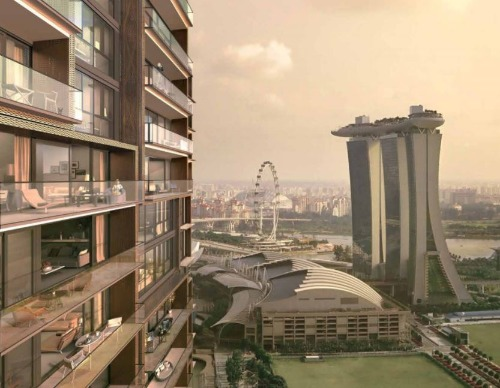 Marina One Residences 2 Bedroom and 4 Bedroom