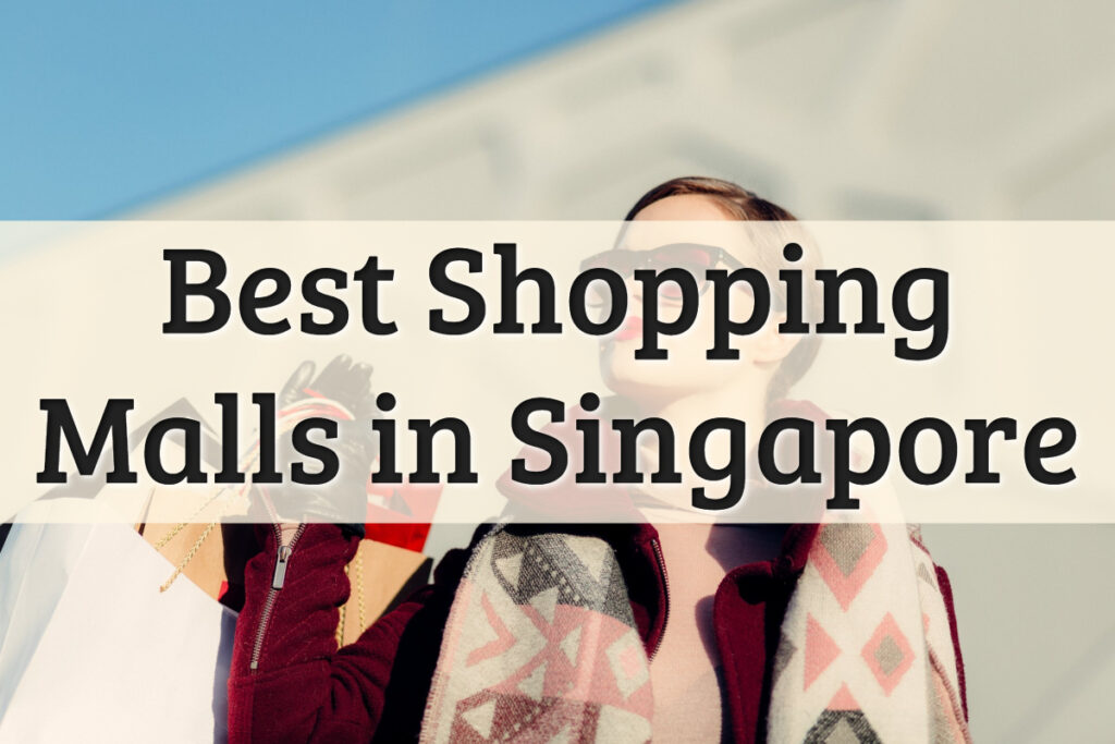 Best Shopping Singapore Feature Image