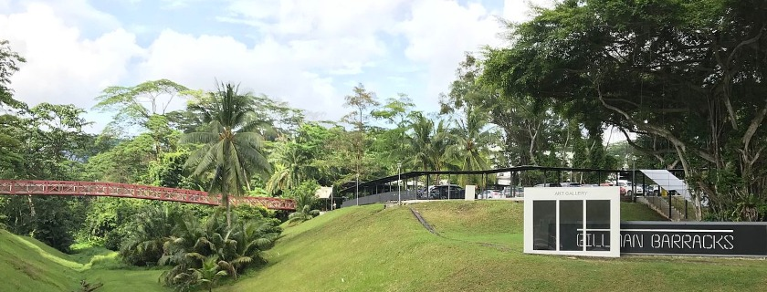 Gillian Barracks