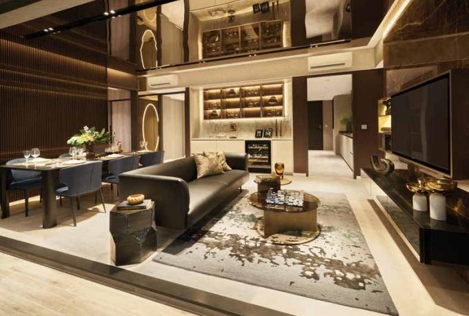 Luxurious Condo Unit in Singapore