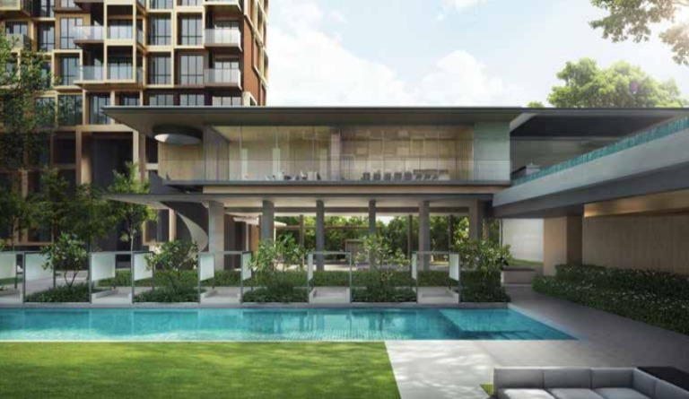 Floor Plan Viewing and Unit Reservation