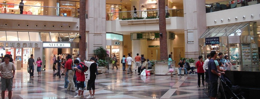Retail Stores Around Singapore