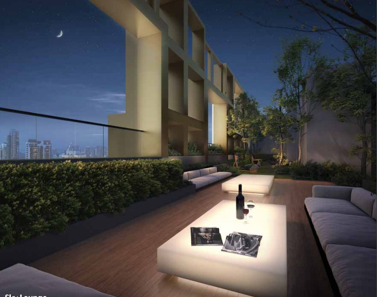 Floor Plan Pricing at Irwell Hill Residences Showflat
