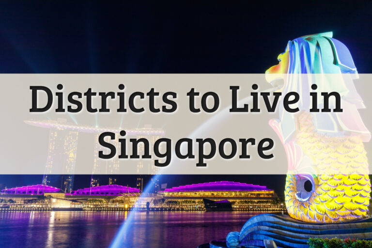 Best Neighborhoods in Singapore Feature Image