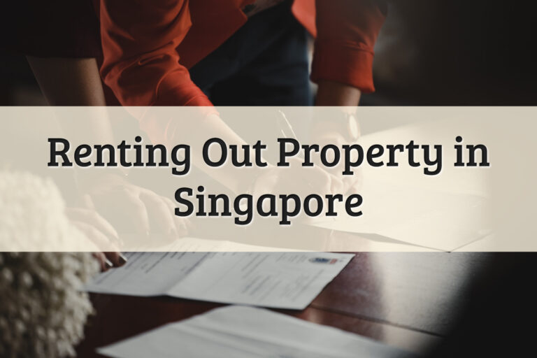 Renting Property in Singapore Feature Image