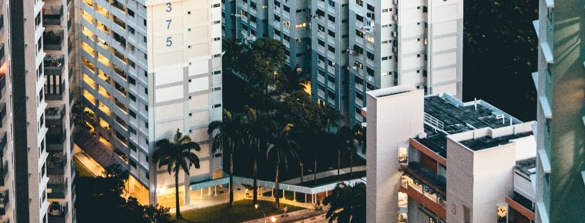 HDB Flat is Subsidised Government Housing