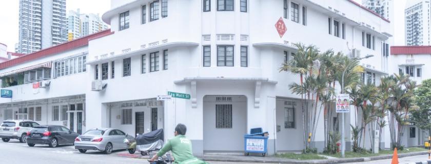 Choa Chu Kang Residential Town