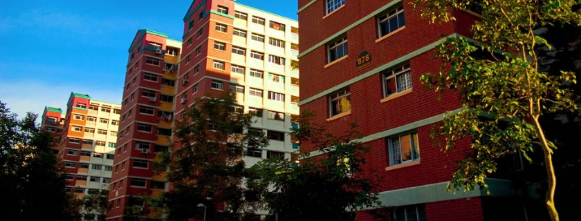 Living in Orchard Road or Robertson Quay